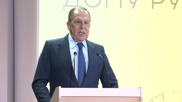 """Лавров рассказал о желании России подключить США к """"нормандскому формату"""""""