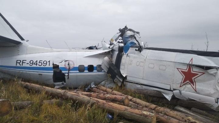Появилась расшифровка разговора пилотов упавшего L-410