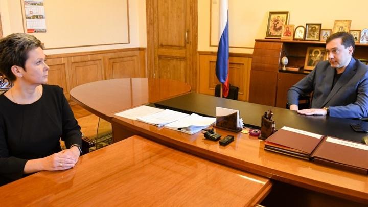 Председатель горсовета станет вице-губернатором Смоленской области