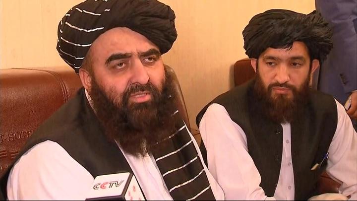 МИД РФ: на московском формате поднимался вопрос признания талибов