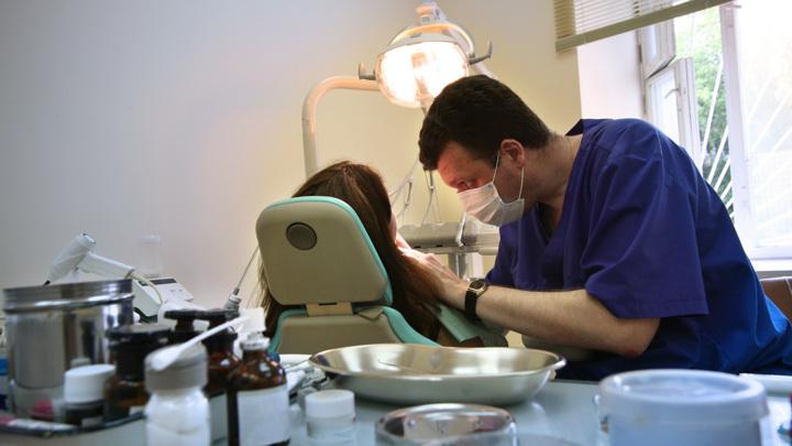 С 28 октября по 7 ноября столичные стоматологи работают только экстренно