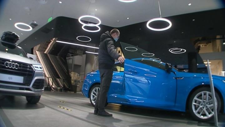 Цена премиальных автомобилей с пробегом выросла на треть