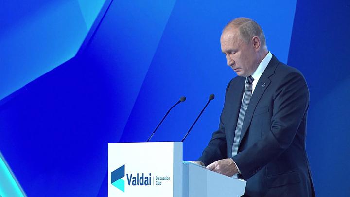 Путь и преимущества России: заявления президента