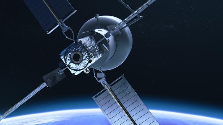 Частный аппарат обеспечит постоянное американское присутствие на низкой околоземной орбите.