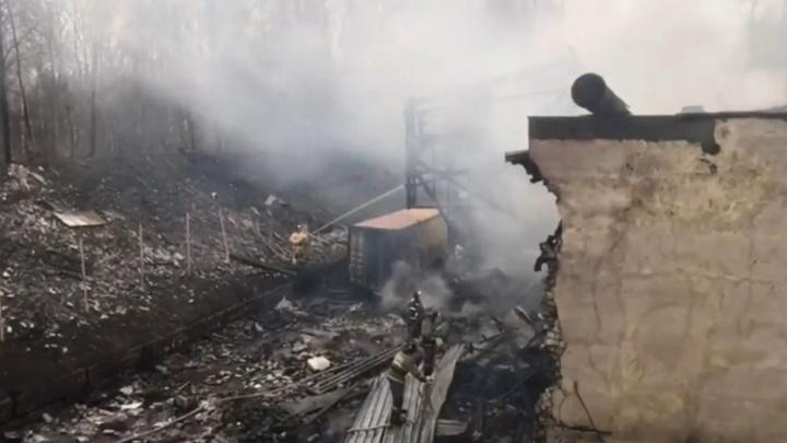 Подтверждена гибель 16 человек в результате взрыва на пороховом заводе под Рязанью