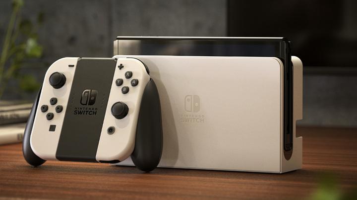 Nintendo Switch OLED поступила в официальную продажу в России