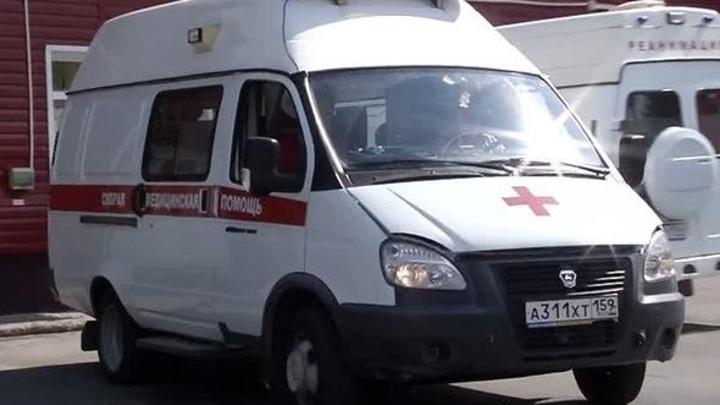 В Пермском крае в ДТП на сельской дороге погиб пассажир мотоцикла