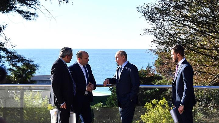 В Сочи решил отдохнуть с семьей премьер Израиля