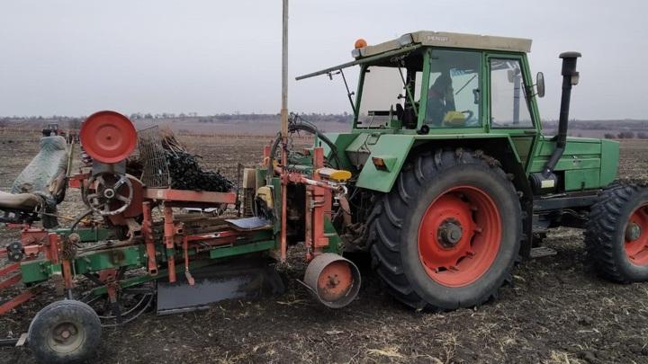 В Крыму задержан злостный похититель трактора