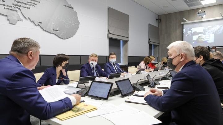 пресс-служба Мурманской областной думы