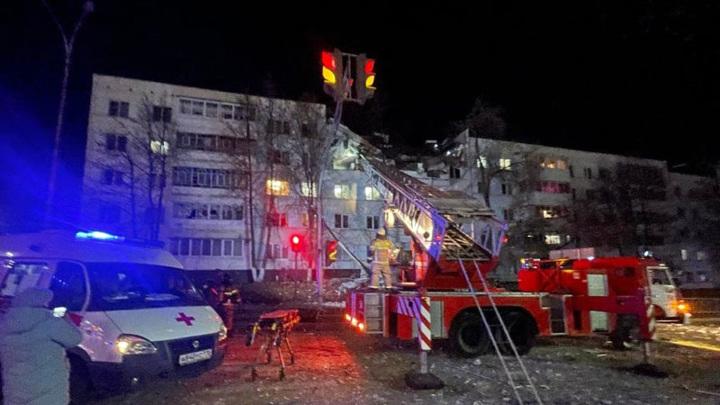 В Набережных Челнах из-под завалов спасли всех
