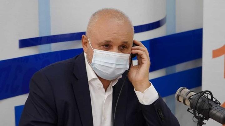 Глава Кузбасса оценил возможность объединения Кемерово и Новокузнецка