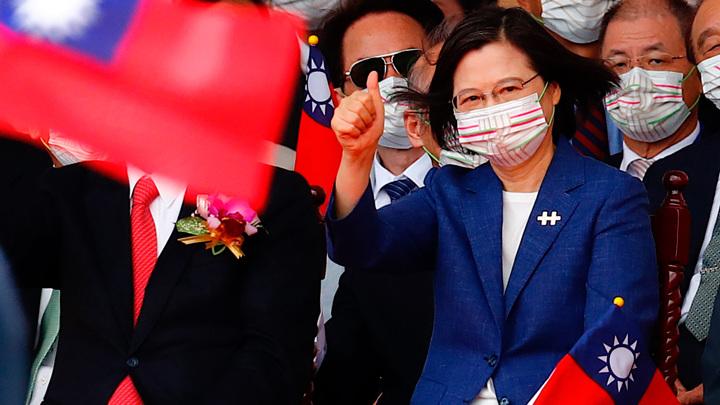 Тайвань верит в поддержку США