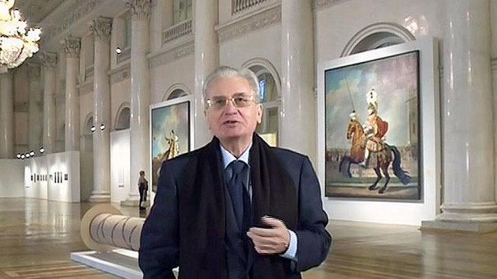70 лет Михаилу Пиотровскому