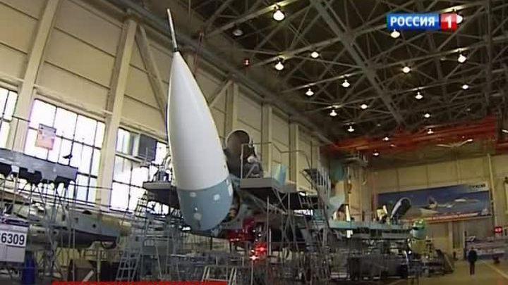 Ростех показал первое видео перспективного истребителя для МАКС-2021