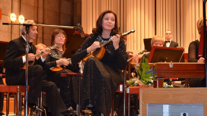 Академический оркестр русских народных инструментов ВГТРК