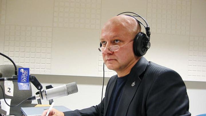Директор Института политического и военного анализа (ИПВА) Александр Александрович Шаравин