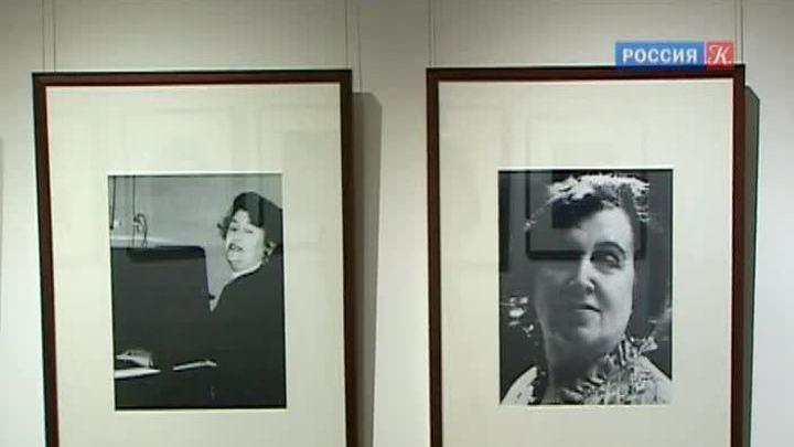 Выставка к 110-летию со дня рождения Наталии Сац