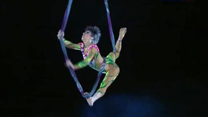 Артистка цирка Никулина завоевала высшую награду циркового фестиваля в Монте-Карло