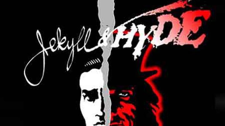 "Постер к мюзиклу ""Джекил и Хайд"" (""Jekyll & Hyde"")"