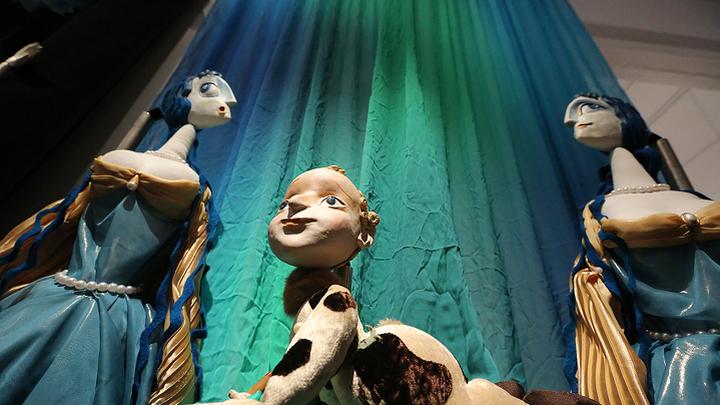 """Андрей Денников. """"Мой театр кукол. От эскиза до спектакля"""" / Автор: Вадим Шульц"""