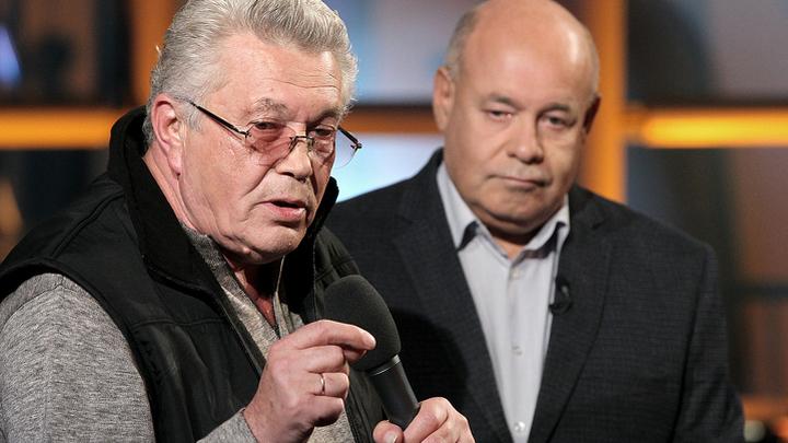 Олег Марусев и Михаил Швыдкой