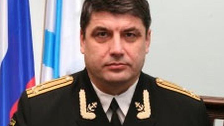 Олег Владимирович Журавлев, капитан 1 ранга /фото: flot.com/nowadays/concept/