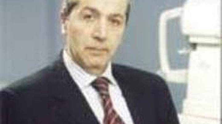 Вардан Рафаелович Мамиконян,  доктор медицинских наук, профессор, заместитель директора Института глазных болезней РАМН