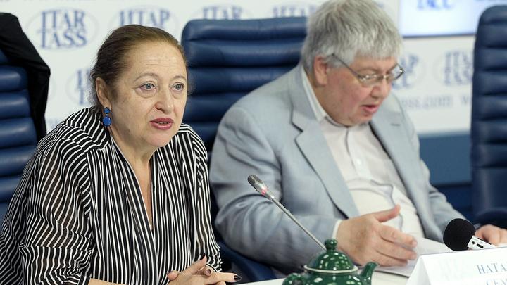 Кирилл Разлогов и Наталья Семина / Автор: Вадим Шульц