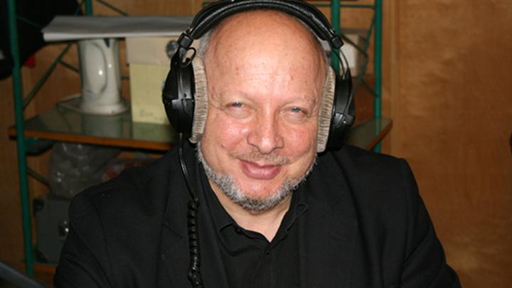 Воскресный папа. Виктор Ямпольский
