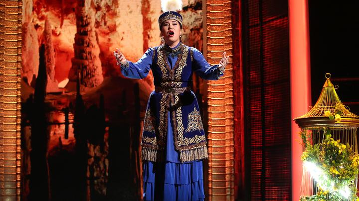 Салтанат Ахметова