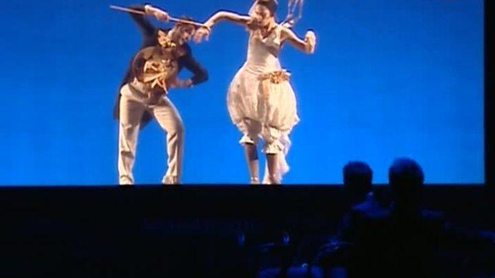 100-летие таировского Камерного театра отметили спектаклем-посвящением