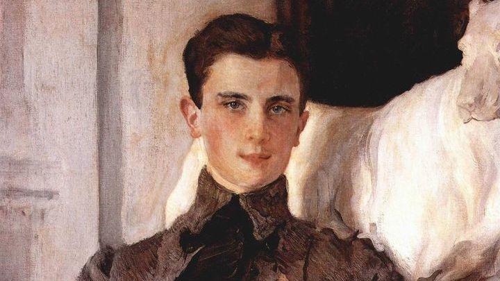 Портрет князя Юсупова кисти Серова можно увидеть в Архангельском