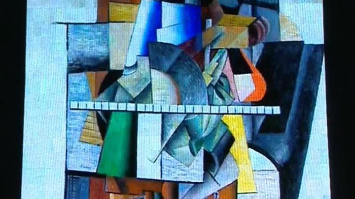 Искусство ХХ века на фасадах Третьяковки