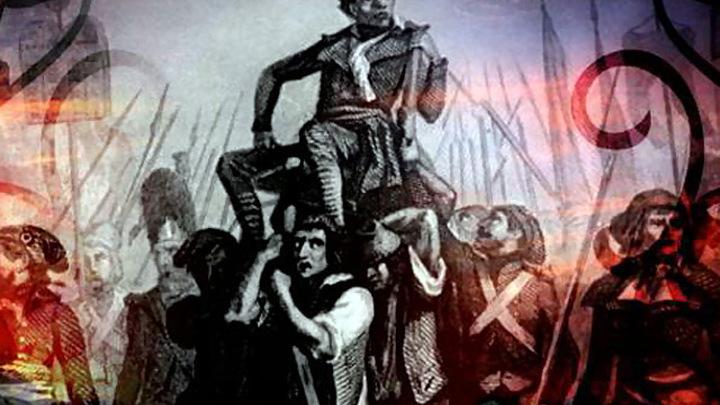 """Премьера. Авторская программа Эдварда Радзинского """"Боги жаждут"""""""
