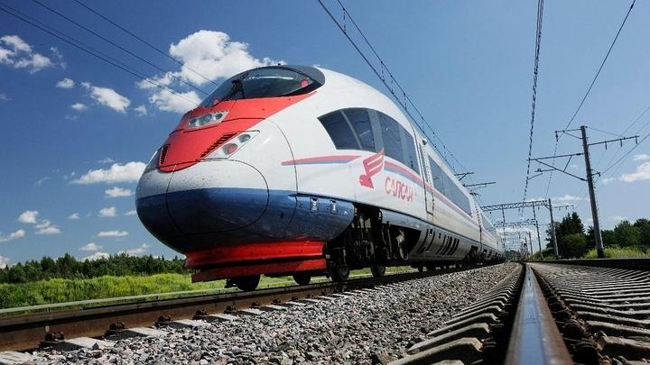 Рабочие повредили трос контактной сети на железной дороге в подмосковных Химках