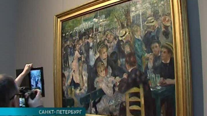 Выставка одной картины открылась в Эрмитаже