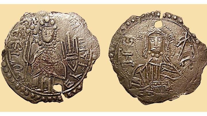 Древнерусские монеты /фото: savepic.su/