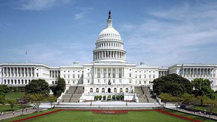"""Сотрудникисил безопасностизаблокировали зданиеКапитолия из-засообщений о""""внешней угрозе"""""""