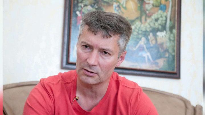 Экс-мэр Екатеринбурга Ройзман получил 9 суток ареста