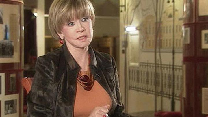 Вера Алентова играет главную роль в новой комедии Театра имени Пушкина