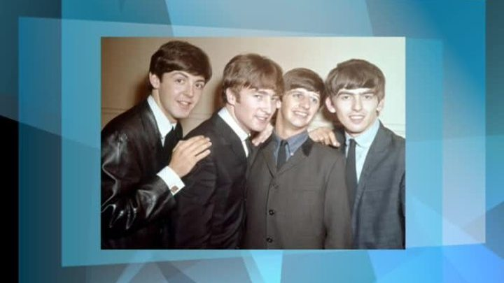 Опубликовано неизвестное видео с участниками группы The Beatles