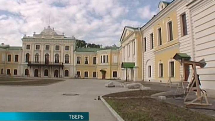 Тверская картинная галерея готовится к перевозу экспонатов в Императорский дворец