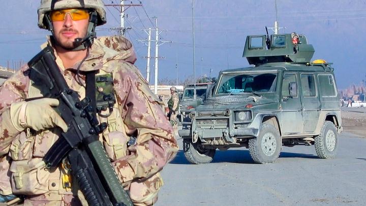 Военная миссия НАТО в Афганистане завершена