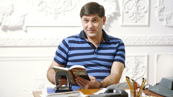 Актер и режиссер Сергей Пускепалис празднует юбилей