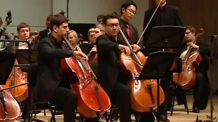 В Концертном зале имени Чайковского открылся фестиваль Vivacello