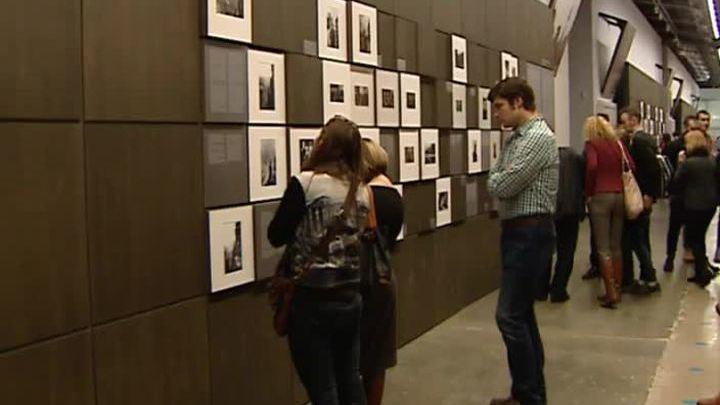 """Выставка """"Евреи в Великой Отечественной войне"""" проходит в Москве"""